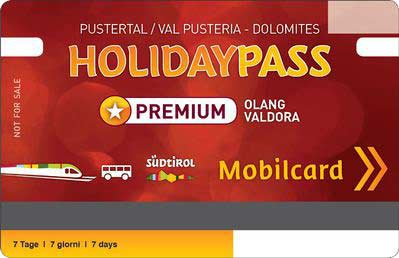 Holiday Pass Valdaora