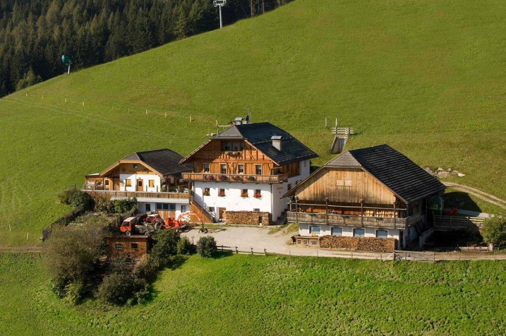 Ferienwohnungen in Olang/Geiselsberg – der rustikale Bauernhof am Kronplatz