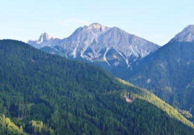 Aussicht / Vista montagna / Mountain view