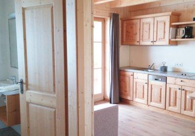 Wohnküche / Salotto con cucina / Livingroom with kitchen