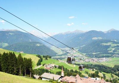 Talblick Antholz / Vista panoramica Anterselva / Panoramic view